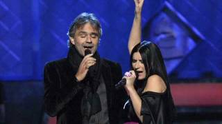 Video Vive ya! (Vivere) ft. Andrea Bocelli Laura Pausini