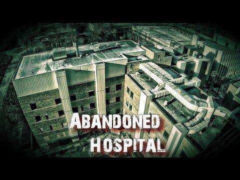 Abandoned Detroit Hospital
