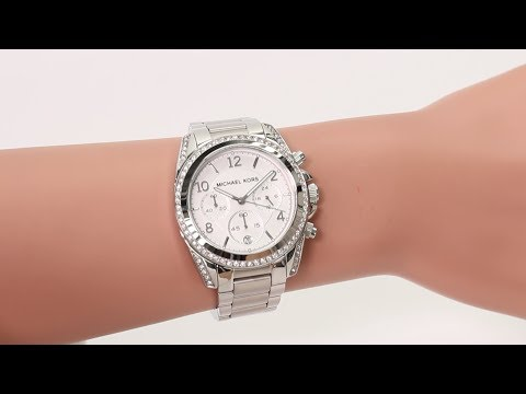 5807af1d180a Hands on with the Michael Kors MK5165 - Creative Watch Co - Video ...