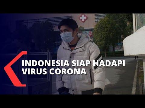 Kesiapan Pemerintah Indonesia Hadapi Virus Corona