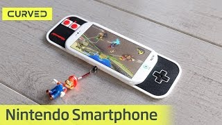 CURVED/labs: the Nintendo Smartphone