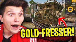 Diese Maschine FRISST mein GOLD (und Geld) | Goldgräber Simulator