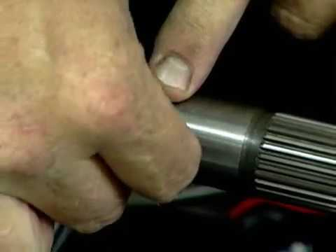 700R4 Speedometer Gear Curt\u0027s Corner at Monster Transmission - YouTube