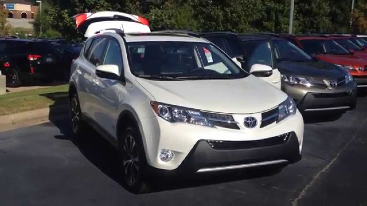 Angela S 2015 Toyota Rav4 Limited By Gerald Youtube
