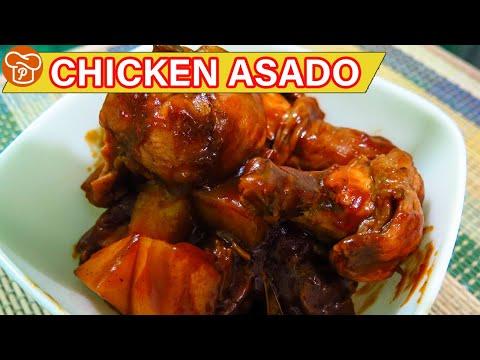 panlasang pinoy recipe chicken asado kapampangan