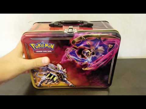 POKEMON CARDS||SUN AND MOON COLLECTORS TREASURE CHEST OPENING!!!