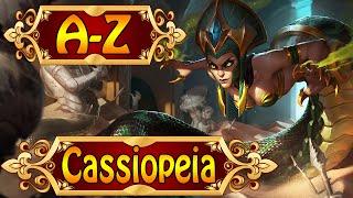 CASSIOPEIA, Die Umarmung der Schlange - League of Legends A-Z