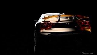 日産GT-R 50 byイタルデザイン、ヒルクライムに出走へ…グッドウッド2018