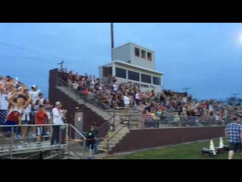 Shippensburg v Boiling Springs first quarter highlights