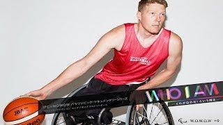 パトリック・アンダーソン(カナダ/車いすバスケットボール)「WHO I AM」パラリンピック・ドキュメンタリーシリーズ【WOWOW】