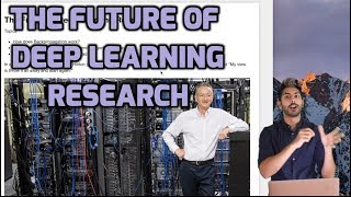 The Future of Deep Learning Research