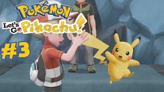 Jens Gennemføre: Pokémon Let's Go Pikachu - Episode 3