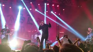 The Amity Affliction - D.I.E (Live) Misery Will Find You Tour Anaheim, CA