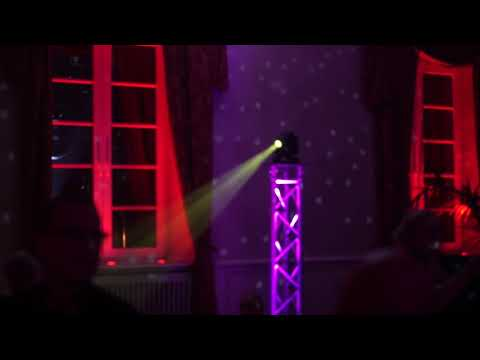 Discobeleuchtung mit MovingHeads DJ Philipp Moonen Wolkenburg Köln