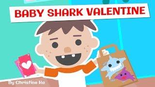 It's Valentine's Day, Roys Bedoys (Draws Baby Shark) - Read Aloud Children's Books