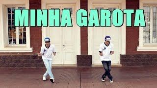 Jorge y Nacho bailando MINHA GAROTA