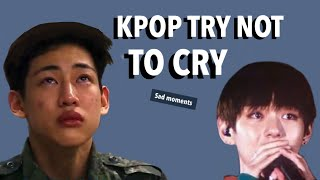 Download lagu SADDEST KPOP MOMENTS *try not to cry*