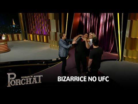 Mario Yamasaki fala que a coisa mais bizarra que viu no UFC foi a perda do globo ocular