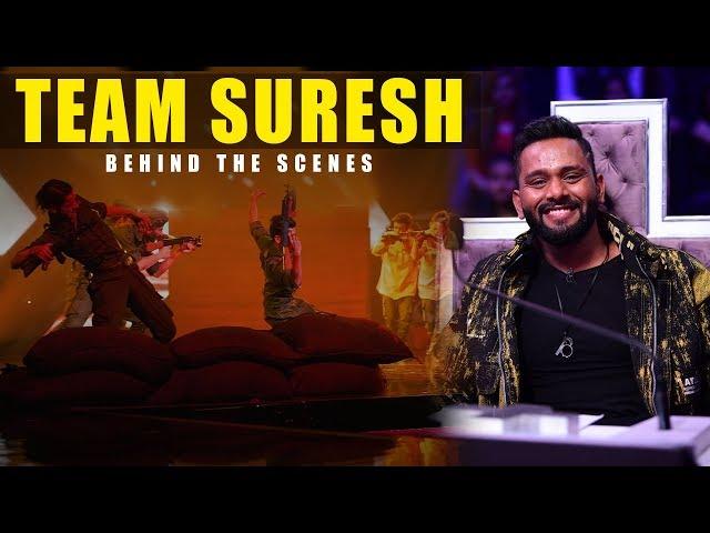 Dance Plus 5 | Team Suresh | Behind The Scenes | The Kings | Suresh Mukund