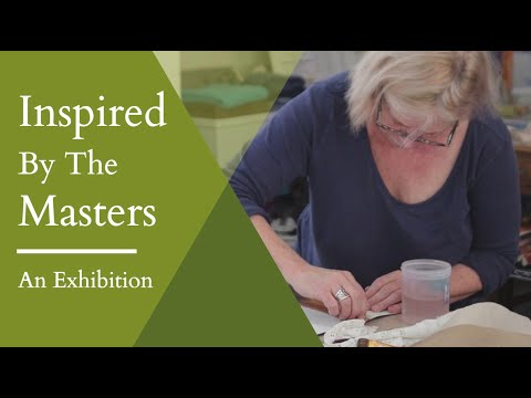Inspired By The Masters: An Exhibition