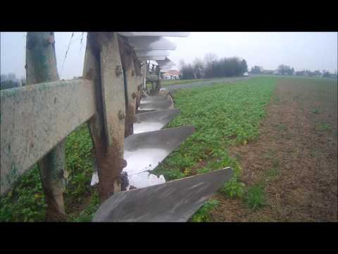 Laboure dans la Marne