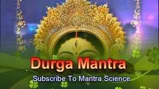 Most Powerful Durga Mantra