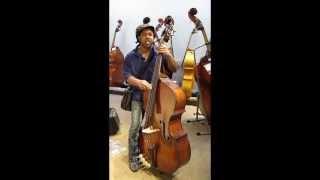 Victor Wooten at the Bass Violin Shop!