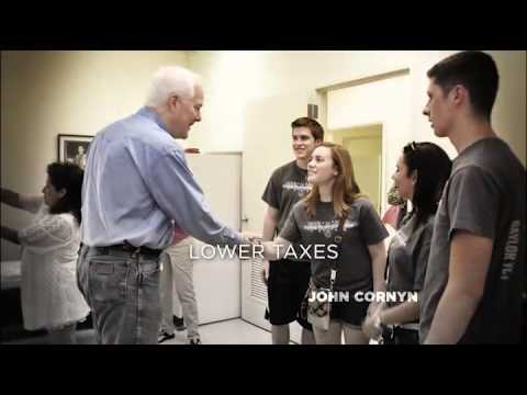 Senator John Cornyn: Conservative Like Texas