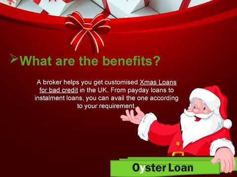 get complete support for christmas loans with bad credit - Christmas Loans For Bad Credit
