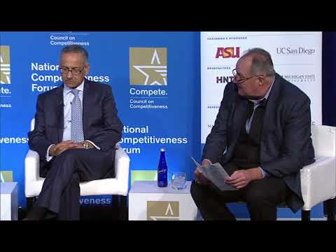 2017 National Competitiveness Forum (Part 1)
