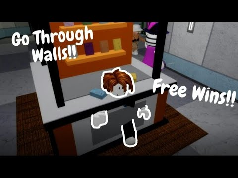 roblox wall glitch download