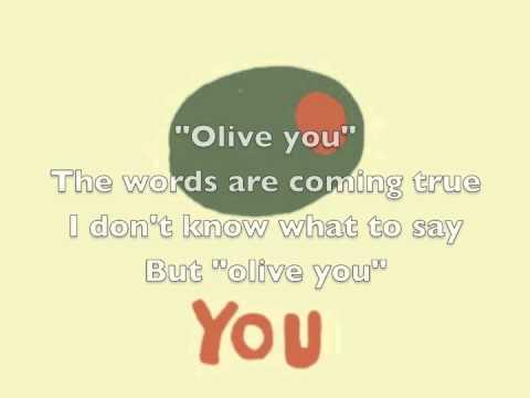 Olive You *KARAOKE*