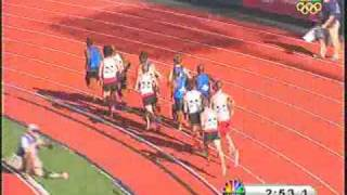 Olympic Trials Mens 1500 Final 2008 USA Track & Field