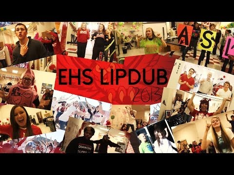 Elgin High School: LipDub 2013!
