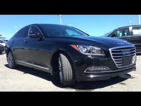 Northland Dodge Pre Owned Used 2015 Hyundai Genesis 5.0 Ultimate V8 FOR SALE