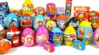 Newset Surprise Eggs Opening | #SurprizYumurtaTV Watch the Surprise Toys and Eggs