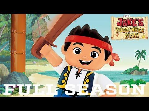 Jake Buccaneer Blast Full Season ! Animation Movies for Kids (English) | LEGO DUPLO