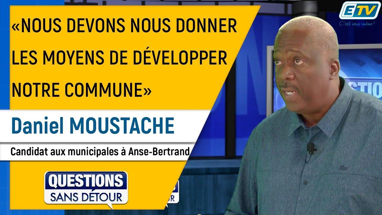Questions Sans Détour avec Daniel MOUSTACHE