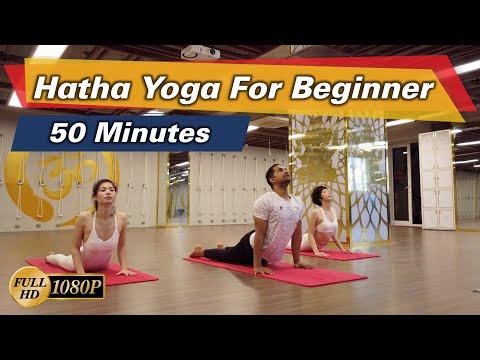 50 Minutes Full Body Yoga Workout At Home Based On Hatha Yoga Flow | Yogaraja | Yoga Hanoi Vietnam