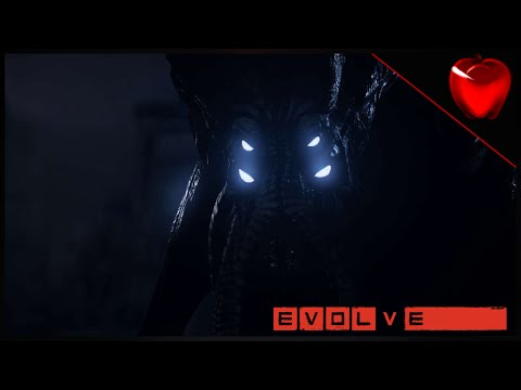 Evolve Stage 2 Monster Gameplay | We Reached GhostRobo! | Thanks Apple Corps [Short Surprise Stream]