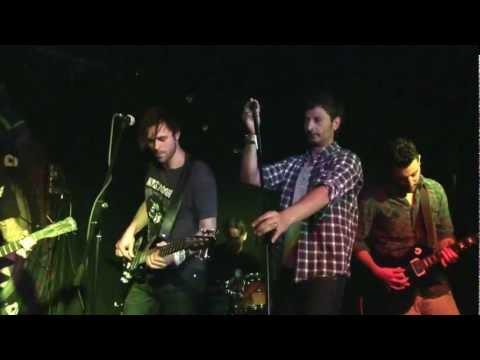 Acacia - Live Konzert in Frankfurt am Main. Lied: Münchhausen Proxy
