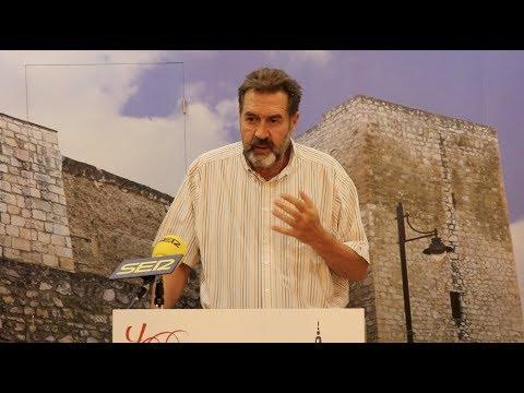 VÍDEO: Vicente Dalda asegura que la empresa MGI se llevará de Lucena su centro logístico