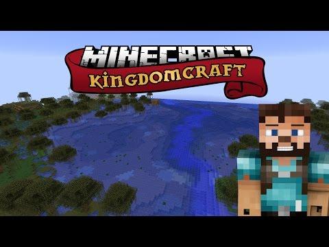 Minecraft: Kingdomcraft - Ep. 1 - New World, New Idea