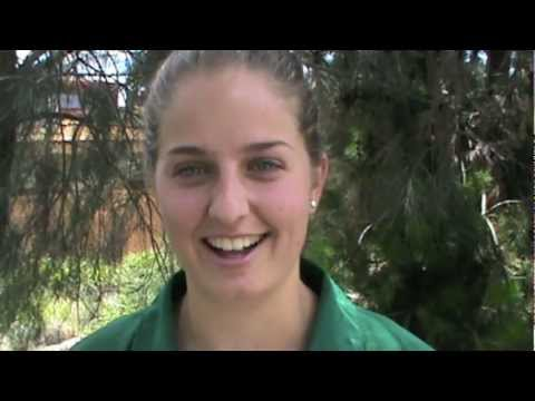 Ellie Brush Supports Sport for Women Day