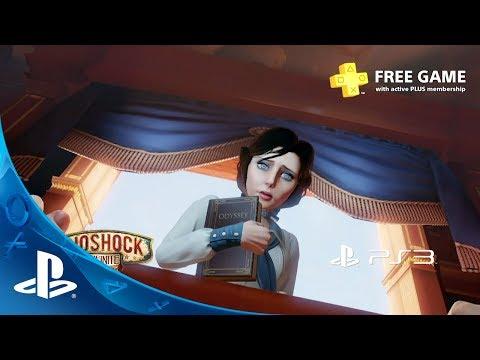 PlayStation Plus offers BioShock Infinite, DmC, more in January
