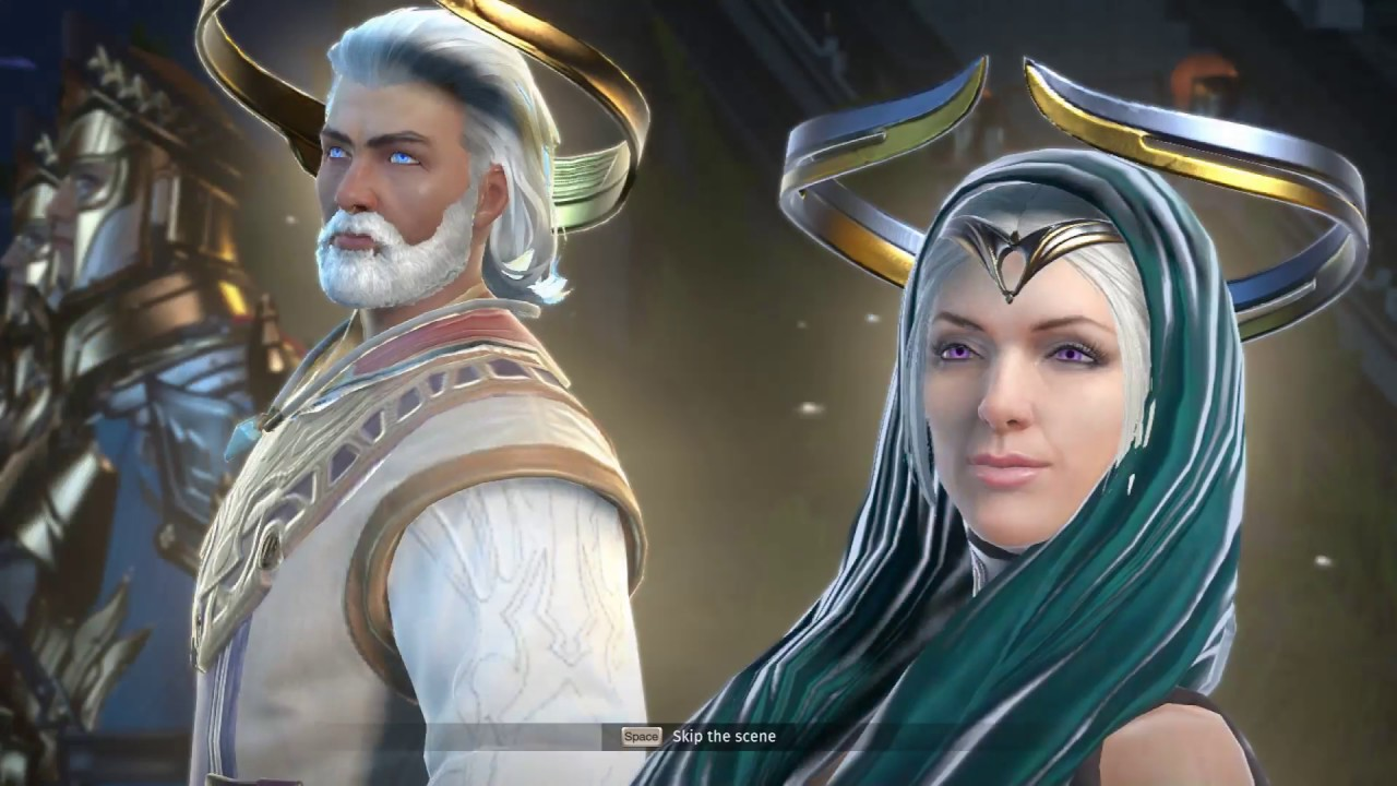 Skyforge: Divine Form Quest - YouTube