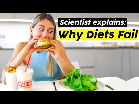 Why Your Diet Isn't Working: Science Explained
