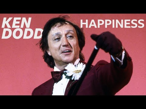 Happiness - In Memory of Sir Ken Dodd (1927-2018)