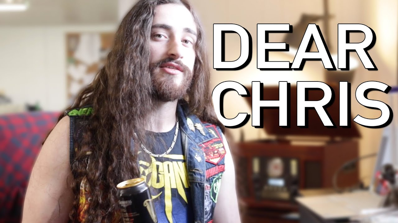 Dear Chris: Not Being Accepted as a Metalhead