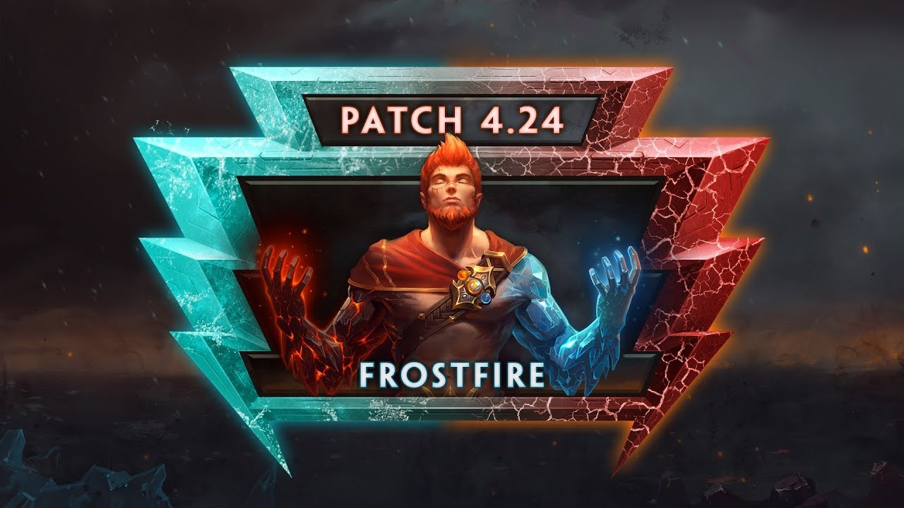smite patch notes 4.24 frostfire